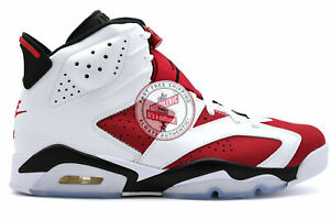 Air Jordan 6 Retro Carmine (2021) - CT8529-106