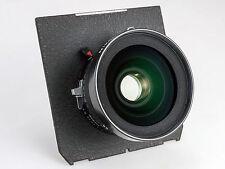Nikon Nikkor-SW 65mm f/4 copal 0 incl. 19% IVA. Linhof, Ebony, Toyo 4x5 gf