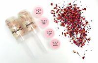 Wedding Bridesmaid Proposal Confetti Popper Gift Will you Be my Bridesmaid Idea