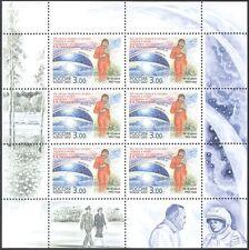 Rusia 2003 vuelo espacial/Tereshkova/Astronautas/cosmonautas Sht 6 V (n28484)