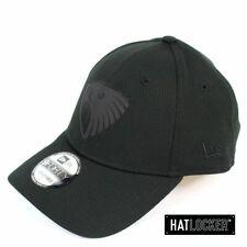 New Era - Hawthorn Hawks OB 2020 Black On Black Curved Snapback