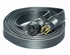 OFFICIAL STAX SRE-925S 2.5M Black Extension Silver Cable Airmail with Tracking