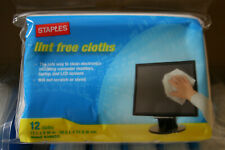 LINT FREE CLEANING CLOTHS FOR LAPTOP SCREENS LCDS 144 count