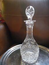 BEAUTIFUL CUT GLASS ATLANTIS DECANTER
