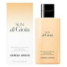 Giorgio Armani Sun Di Gioia Perfumed Body Lotion 6.7 fl oz. SEALED Sun Lotion