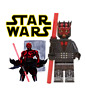 NEW STAR WARS DARTH MAUL #3 FITS LEGO MINIFIGURE USA SELLER