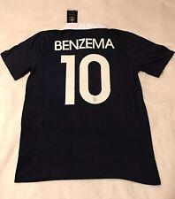 France Benzema Soccer Jersey Real Madrid Barcelona Mexico America Chivas Pumas