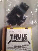 Sealed Bag. Thule C-7 Clamp Ons