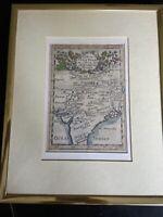 1683 Mogul Empire Framed Map - Mughal Empire