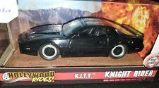 K.I.T.T. from KNIGHT RIDER / Jada 1984 Pontiac Trans Am Diecast Car / KITT