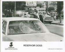 Reservoir Dogs original 8x10 1992 photo Steve Buscemi fires gun in street