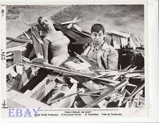 Anita Ekberg busty, Jerry Lewis VINTAGE Photo Hollywood Or Bust