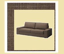 "IKEA Kivik 3 Seat SOFA Isunda BROWN""Tweed"" Sealed Cover(+Mates w/Discnt!)Retired"