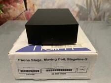 Naim Stageline S Moving Coil Phono Stage/Preamp box vollständig getestet/GWO