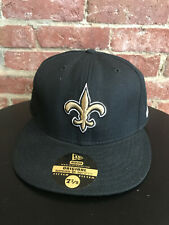 NEW VINTAGE NEW ORLEANS SAINTS NFL NEW ERA 59FIFTY FITTED CAP HAT
