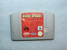 Mission impossible n64 CART ONLY