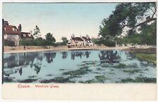 EPSOM - Woodcote Green - Surrey - Francis Frith published - c1900s era postcard