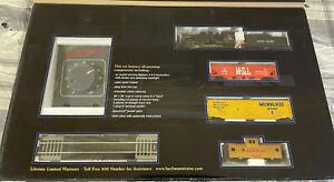BACHMANN HO Spectrum The Frontiersman Train Set - Union Pacific