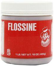 FLOSSINE for Cotton Candy -  LEMON 16 OZ Gold Medal Brand 1 LB JAR pound