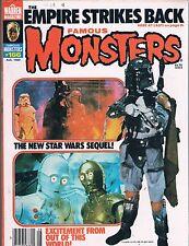 Famous Monsters #166 Empire Strikes Back Dawn o/t Dead Salem's Lot Trek 1980