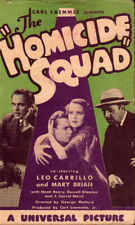 Homicide Squad Original  Movie Herald from the 1931 Movie
