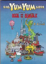 R. CRUMB BIG YUM YUM BOOK: THE STORY OF OGGIE AND THE BEANSTALK - HARVEY PEKAR