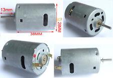 1PC 12V-30V DC Hair dryer Printer copier electric screwdriver miniature DC motor