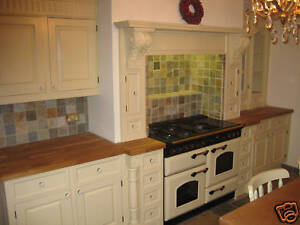 Bespoke Handmade Solid Wood Kitchens