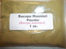 1 oz. Bacopa Monnieri Powder (Bacopa monnieri)