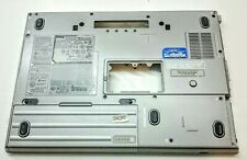 Dell Latitude PP18L D630 Lower Bottom Chassis Base Case  0KU190 with Old Battery