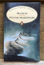 Penguin Popular Classics Shakespeare Collection: Macbeth, Paperback, VGC