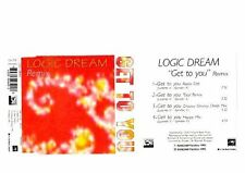 LOGIC Dream get to you (1994) [Maxi-CD]