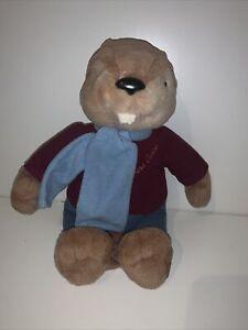 """GUND Pere Castor Soft Toy Plush 1993 Rare 11"""""""