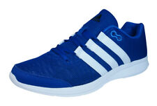 adidas Lite Runner Mens Running Trainers Fitness Gym Shoes - Blue