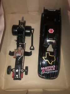 "Action Super Nationals 1997 1:24 Dean Skuza Matco Tools ""Drip"" Funny Car 1/4500"