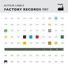 Martin Lewsley - Auteur Labels: Factory Records 1987