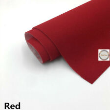 Soft Velvet Felt Fabric Non Woven Flocked Sheet Roll Matching Bow Craft Meterial