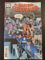 The AMAZING SPIDER-MAN #7a (2018 MARVEL Comics) ~ VF/NM Book