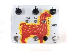 Used JAM Pedals Delay Llama Xtreme Analog Delay Guitar Effects Pedal