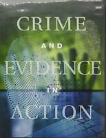Crime and Evidence in Action CD-ROM - CD-ROM By Wadsworth - GOOD
