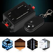 Funk Drahtlose Dimmer RF Controller Regler für LED Streifen Band 12V-24V II