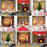 Christmas Theme Tapestry Wall Hanging Tapestry Xmas Blankets Art Home Wall Decor