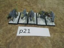Warhammer Games-Workshop Chaos Warhounds Painted Nicely