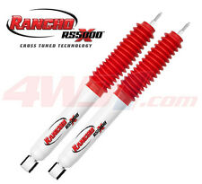 RANCHO RS5000X REAR SHOCK ABSORBERS 120 SERIES TOYOTA PRADO