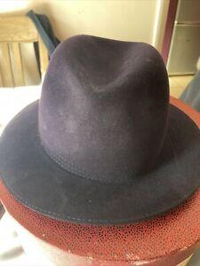 Herbert Johnson  Hat Box 7 1/8 Lock &co Hatters London Founder 1676