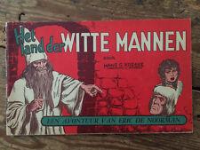 ERIC de NOORMAN  deel 38 - De Witte Mannen (1957) Hans G. Kresse