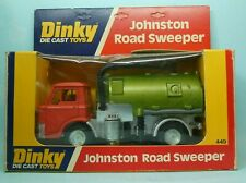 Dinky Toys Johnston Road SWEEPER Cleaner TRUCK DIECAST CAR