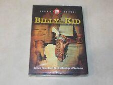 Billy The Kid 20-Movie Pack (DVD, 2009, 4-Disc Set) New Sealed