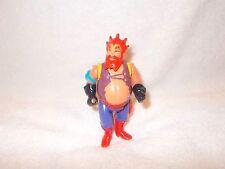 Pirates of dark water vintage 1990 figure Zoolie 5 pouces