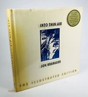 Into Thin Air: The Illustrated Edition  by JON KRAKAUER 1998 1st Edition